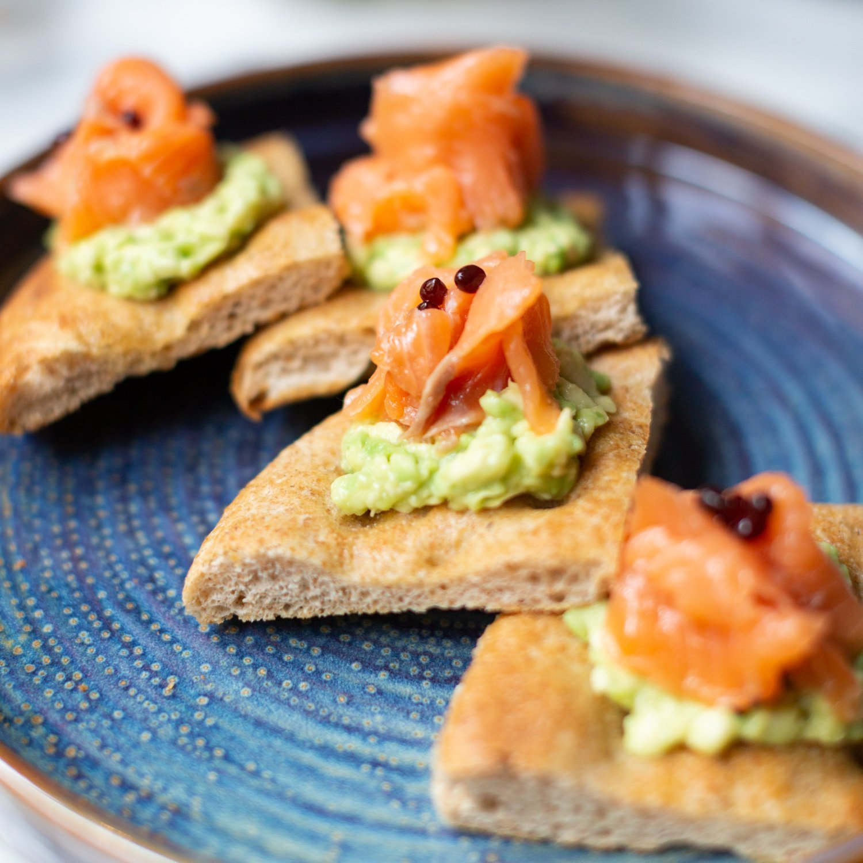 pan di plato salmone